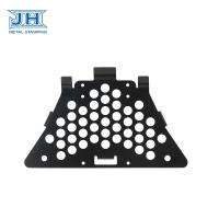 China Customized Laser Cutting Components Sheet metal steel stamping parts with powder coating wholesale