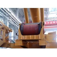 China Nonstandard Enginner High Speed Electric Winch 1-5 Ton Load Size Customized wholesale