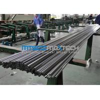 China ASTM A269 Stainless Steel Hydraulic Seamless Tube Polished Surface Straight Length wholesale