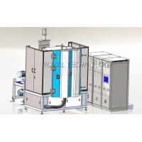 Vacuum Silver / Nickel Coating Machine Unbalanced Magnetron Sputtering With Rotary Vane Pump
