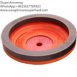 China Resin polishing wheel for glass edge machine resin bond grinding wheel for glass Annamoresuper@gmail.com on sale