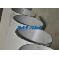 China 10 Inch 273.1mm Welded Stainless Steel Pipes ASTM A358 0.25mm - 28mm Wall Thickness wholesale