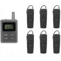 China Light And Clear Voice E8 Ear - Hanging Tour Guide For Museum And Travel wholesale