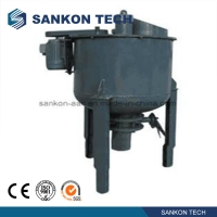 China Fly Ash Lightweight Autoclaved Aerated Concrete AAC Block Machine-Motor Driven 1390r/Min 0.55KW Aluminum Powder Mixer wholesale