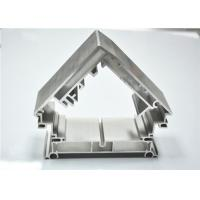 China 6463 T5 Long Industrial Standard Aluminium Extrusion Profiles For Building wholesale