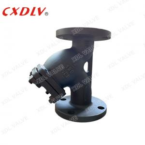 China ANSI150 RF CF8M Y Strainer Valve Flanged Ended For Pump wholesale