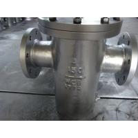 China T Type Basket ASME Strainer SS Screen RTJ RF BW Stainless Steel Filter Mesh wholesale