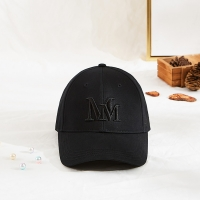 China High Quality MM new style Custom Cotton 3D embroidery Logo Baseball Cap wholesale