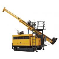 China HYDX -4 Hydraulic Core Drilling Machine Crawler Type Plaform type Trailer Type wholesale