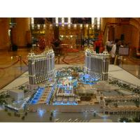 3d miniature architectural model maker for exhibition fountain park