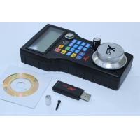 Buy cheap 3 Axis 4 Axis CNC Wireless Handwheel MPG Remote MACH3 CNC USB Controller from wholesalers