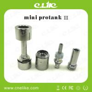 China 2014 E hookah glass mini protank3 with wholesale price wholesale