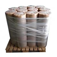 Quality High quality rolls package 80g 1092 width  brown  no PE  film VCI protection paper for metal anti rust package for sale