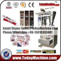 Buy cheap 50-100ml liquid bag packing machine for ketchup shampoo sauce,automatic liquid from wholesalers