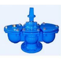 China 4 Inch Air Relief Valve RF Connection PN16 Ductile Iron Material wholesale