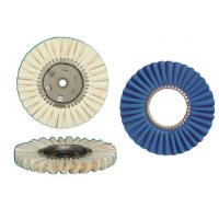 China Cotton Open Bias Buff Airway buff cotton buff polishing wheel wholesale