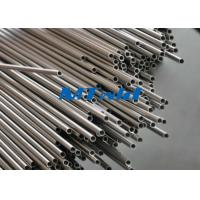 China TP316L ASTM A249 / ASME SA249 Stainless Steel Round Tube Small Diameter wholesale
