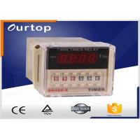 China 5A Output Contact -Time Limit 2c Time Delay Relay Time 0.01~99990H 0.1 Sec Max wholesale