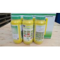 Quality Herbicide pesticide package, 1L bottle in color carton for sale