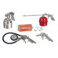 China Suction Feed High Pressure Spray Gun Kits , air tools kit for auto painting wholesale