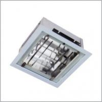 China IP65 Gas Station Explosion Proof Fluorescent Light Fitting , 21000lm / 36000lm wholesale
