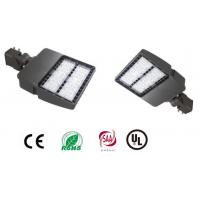 China 100W 13000 Lumen Shoe Box Led Light / IP65 90-277VAC LED Area Light With Meanwell wholesale