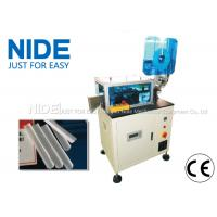 China Motor Armature And Stator Slot Insulation Paper Wedge Inserting Machine 220V 60Hz wholesale