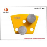 China Durable Terrazzo Grinding Pads , Metal Grinding Pads D22*T12mm Bond Size wholesale