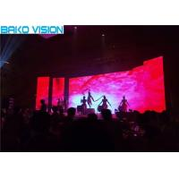 China Indoor Stage Exhibition Digital LED Video Display Screen P3.91 P4.81 2 Years Warranty wholesale