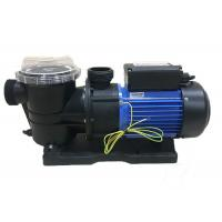 China Single Phrase 0.75HP Swimming Pool Pumps 275 L/Min Qmax With High Strength Housing wholesale