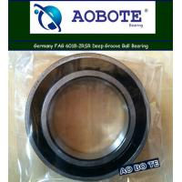 Quality Small Friction FAG Roller Bearings Single Row ABEC 5 6018-2RSR for sale