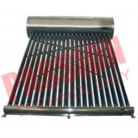 China Vacuum Tube Solar Water Heater Thermosiphon System wholesale