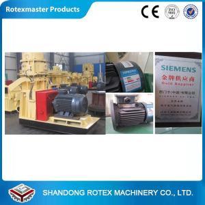 China CE Certified flat die wood pellet processing equipment with Siemens motor wholesale