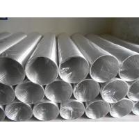 China Industrial Structural Alloys Aluminium Tube Extrusion T6 T6511 O H32 T52 Temper wholesale