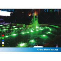 China Tempered / Toughened Glass Alloy Copper Plating Nickel Connection Joint LED Underwater Lighting wholesale