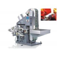 China Single Color Automatic Hot Foil Stamping Machine Plastic / Metaltube Printing wholesale