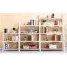 Buy cheap Metal garage storage rack easy use rack shelf from wholesalers