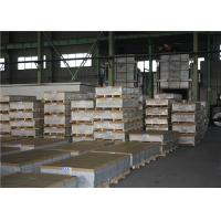 Quality Medium Tenacity DC 5083 Aluminium Alloy Sheet H111 For Ship Board / Car Industrial for sale