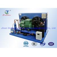 China 3 Phase Bitzer Reciprocating Compressor Chiller For Commercial Walk-in Freezer wholesale