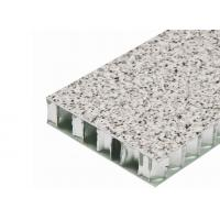 China Marble Like Decorative Aluminum Honeycomb Panels For Cladding wholesale