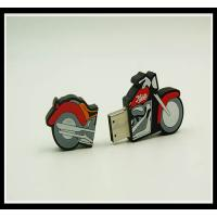 China Promotion pvc motorcycle shap custom ballon gift usb flash drive 2-32GB with your logo wholesale