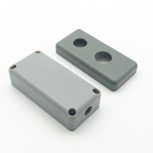 China Electrical PVC Customized Plastic Injection Molding For Button Box wholesale
