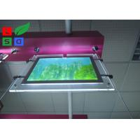 China Thickness 10mm Crystal Display Light Box , Safe Power DC 12V LED Light Box Display wholesale