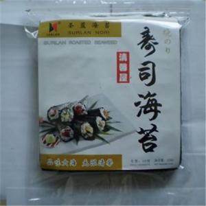 China Roasted seaweed/sushi nori seaweed on sale