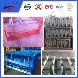 China Conveyor roller brackets,Roller set,Troughing idler brackets wholesale