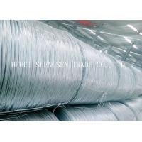 China Q195 High Tensile Hot Dipped Galvanized Wire Building Material Galvanized iron wire wholesale