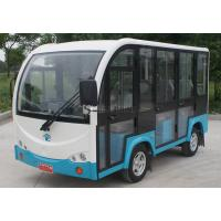 China 6 Seats Electric Sightseeing Car Golf Cart Tour 110v Customize Color wholesale