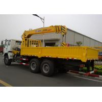 Wholesale 10T Telescopic Boom Truck Crane from china suppliers
