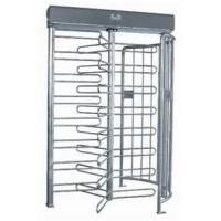 China RS232 RFID Cards Half Height Turnstile with Door Access Control for Bus Station ODM CE wholesale