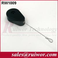 China Retail Display Security CordWith Loop Cable End , Anti Theft Ipad Security Tether wholesale